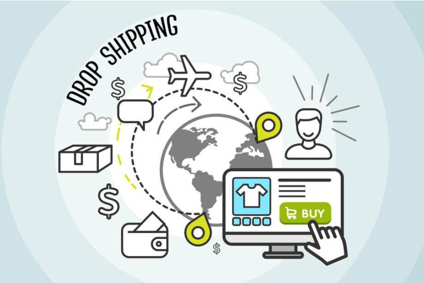 drop shipping Streckengeschäft