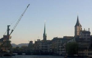 Zürcher Hafenkran