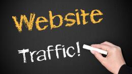 traffic webseite