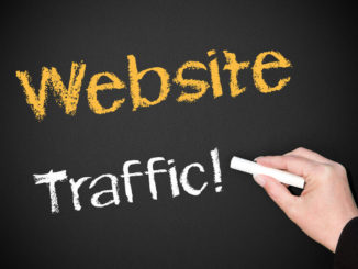 traffic webseite