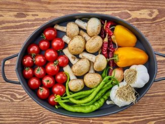 Casserole Dish Vegetable Tomato Lebensmittel Gemüse