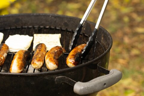 Grill Sausage Barbecue Bratwurst