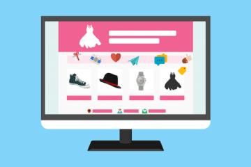 Template Layout Website Blog Theme online Händler Webshop