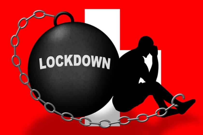 lockdown Schweiz