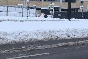 Schnee Zürich
