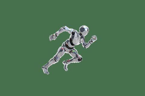 Roboter Isolated - Janson_G / Pixabay